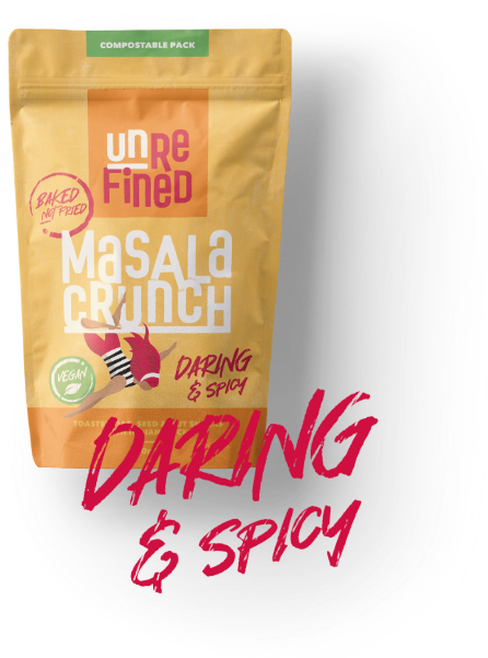Masala Crunch Pouch - Daring and Spicy